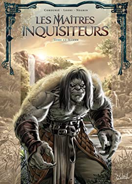 Les Maîtres inquisiteurs Vol. 13: Iliann