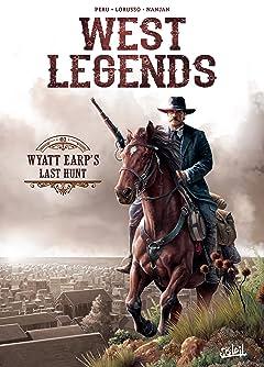 West Legends Vol. 1: Wyatt Earp's Last Hunt