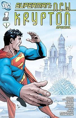 Superman: New Krypton Special #1