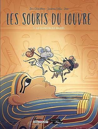 Les Souris du Louvre Vol. 2: Le Damier de Babel