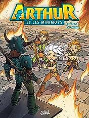 Arthur et les minimoys Vol. 2: Le Grand Pyromane