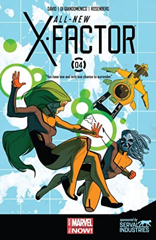 All-New X-Factor (2014-2015) No.4