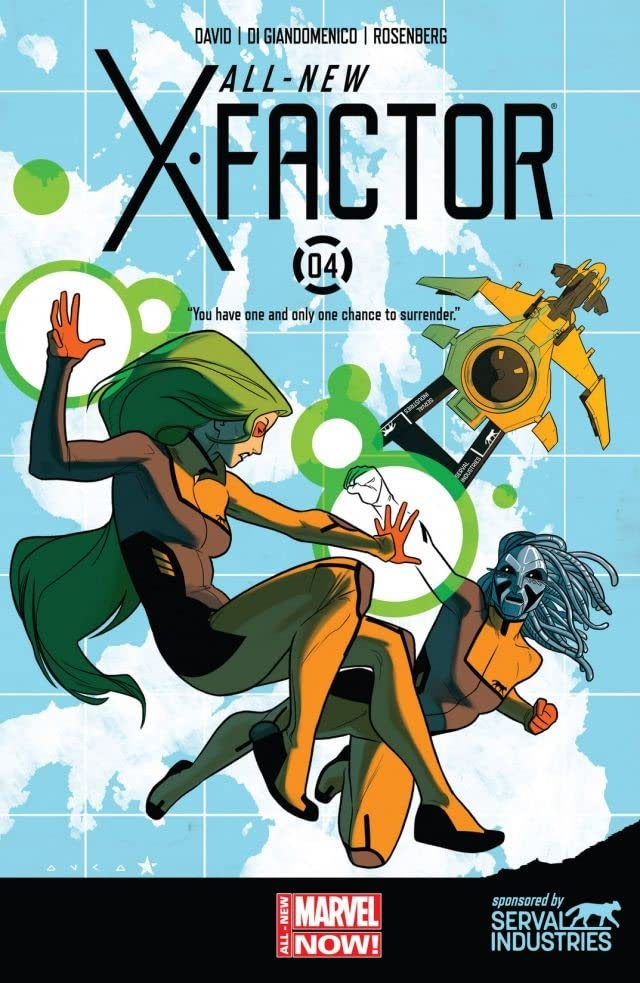 All-New X-Factor (2014-2015) #4