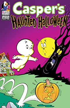 Casper's Haunted Halloween #1