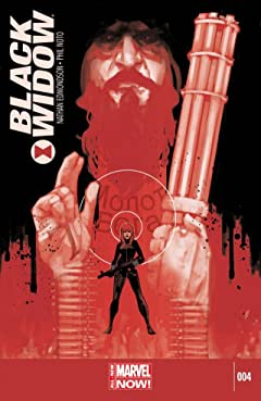 Black Widow (2014-2015) #4