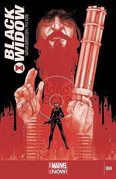 Black Widow (2014-2015) No.4