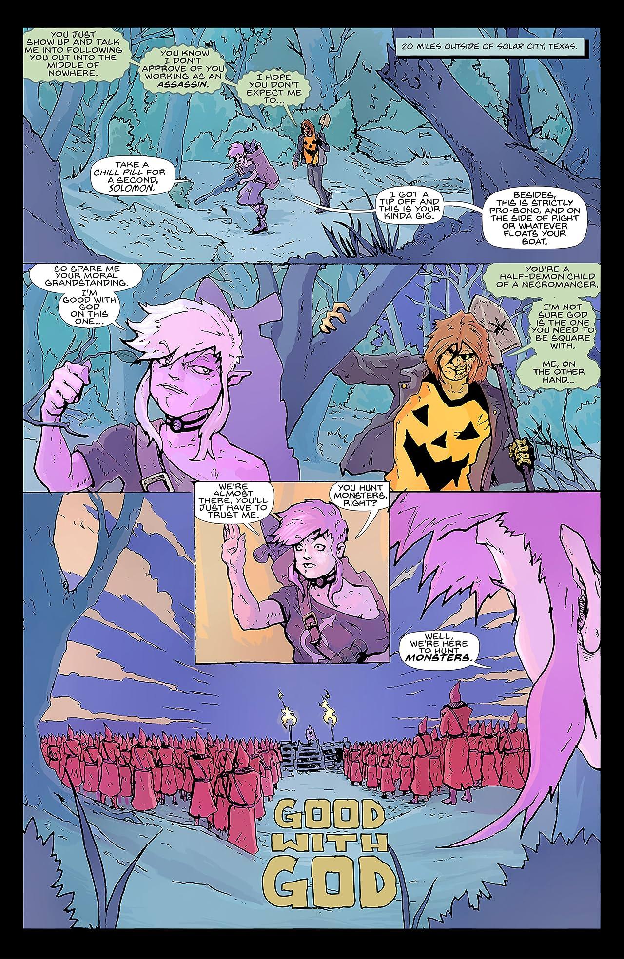 Halloween Man #18