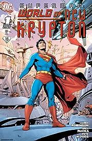 Superman: The World of New Krypton #1