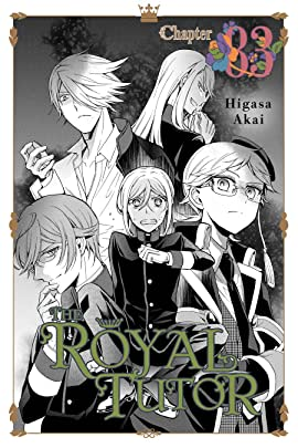 The Royal Tutor #83