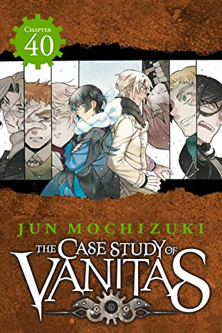 The Case Study of Vanitas #40