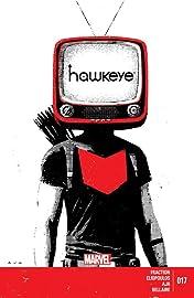 Hawkeye (2012-2015) #17