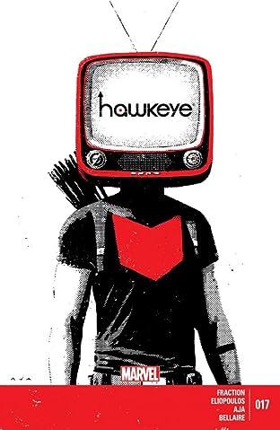 Hawkeye (2012-2015) No.17