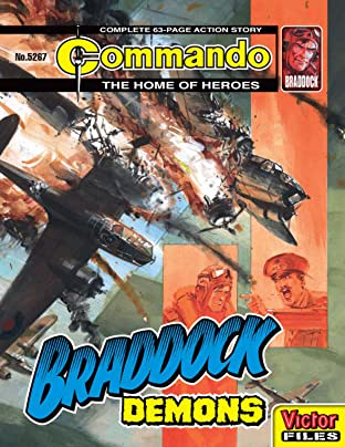 Commando #5267: Braddock: Demons