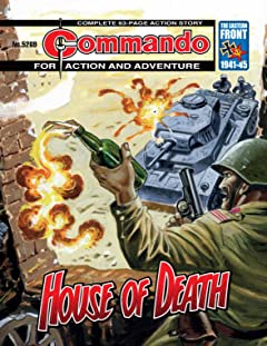 Commando #5269: House Of Death