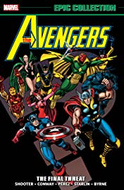 Avengers Epic Collection: The Final Threat