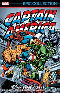 Captain America Epic Collection: Dawn's Early Light