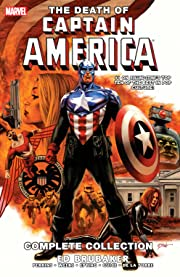 Captain America: The Death Of Captain America - The Complete Collection