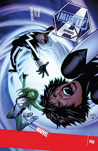 Mighty Avengers (2013-) #8