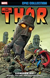 Thor Epic Collection: A Kingdom Lost