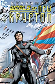 Superman: The World of New Krypton #2