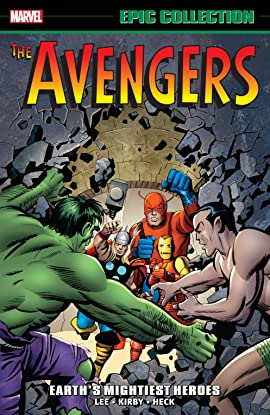 Avengers Epic Collection: Earth's Mightiest Heroes