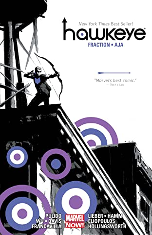 Hawkeye by Matt Fraction and David Aja