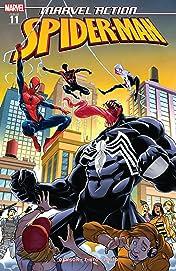 Marvel Action Spider-Man (2018-) #11