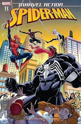 Marvel Action Spider-Man (2018-2019) #11