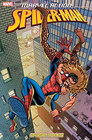 Marvel Action Spider-Man Vol. 2: Spider-Chase
