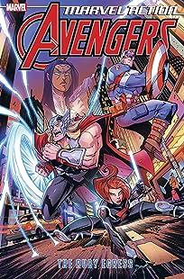 Marvel Action Avengers Vol. 2: The Ruby Egress