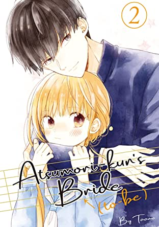 Atsumori-kun's Bride-to-Be Vol. 2
