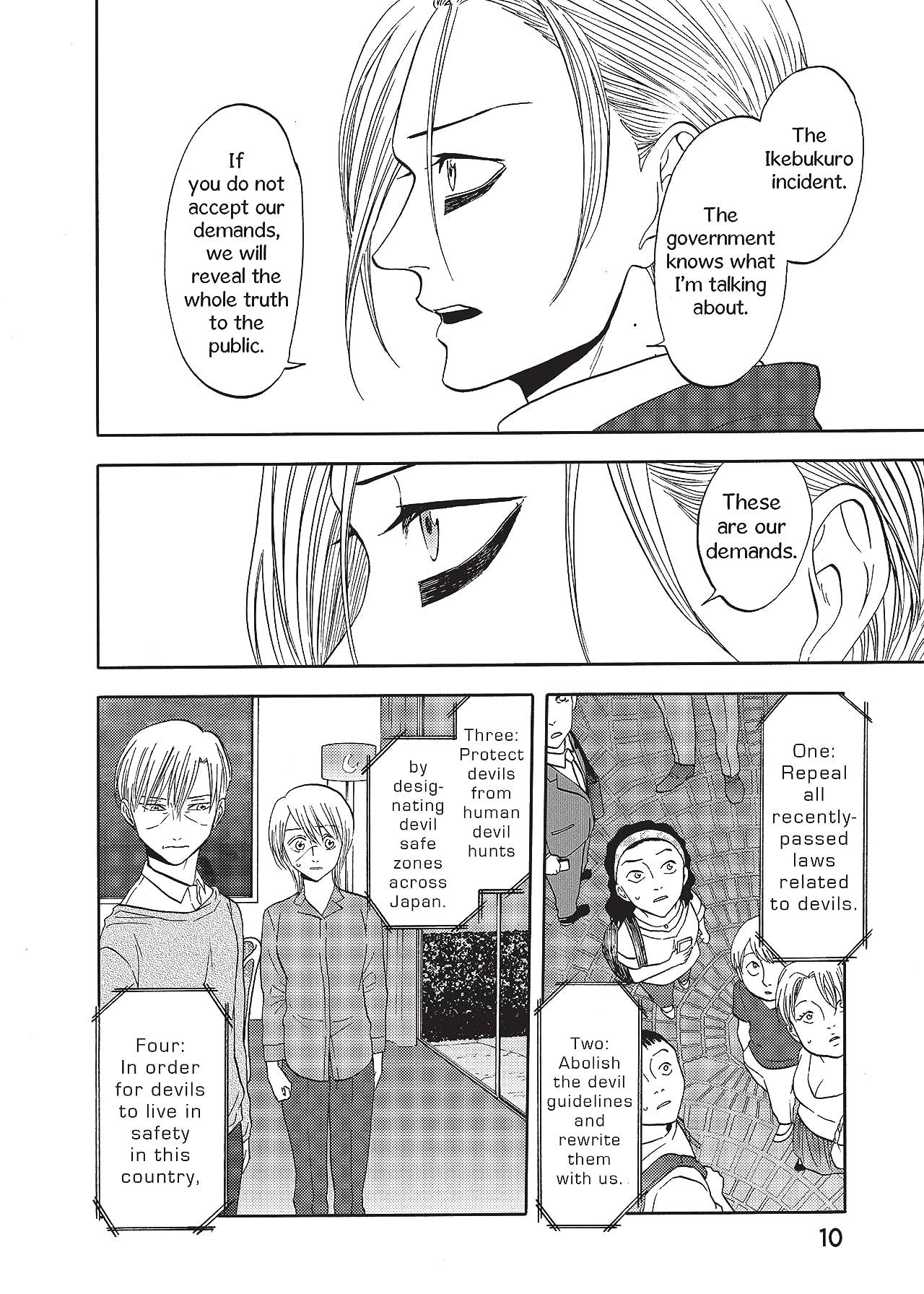 Devils' Line Vol. 13