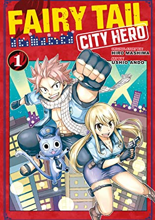 Fairy Tail: City Hero Vol. 1