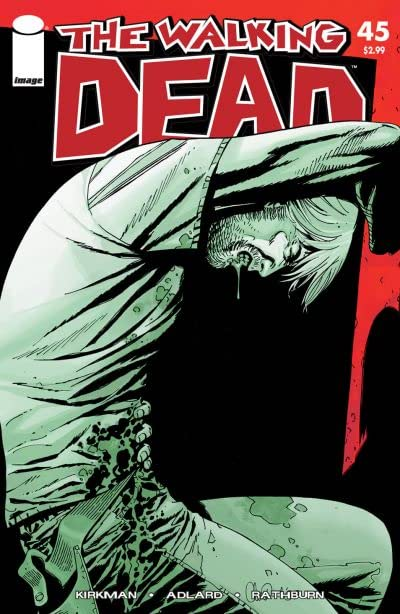 The Walking Dead #45