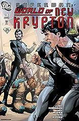 Superman: The World of New Krypton #3