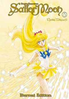 Sailor Moon Eternal Edition Vol. 5