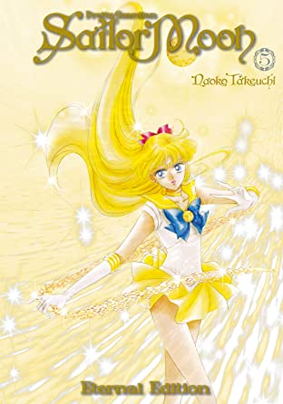 Pretty Guardian Sailor Moon Eternal Edition Vol. 5