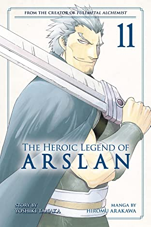 The Heroic Legend of Arslan Vol. 11