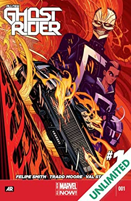 All-New Ghost Rider (2014-2015) #1