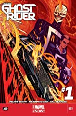 All-New Ghost Rider (2014-) #1