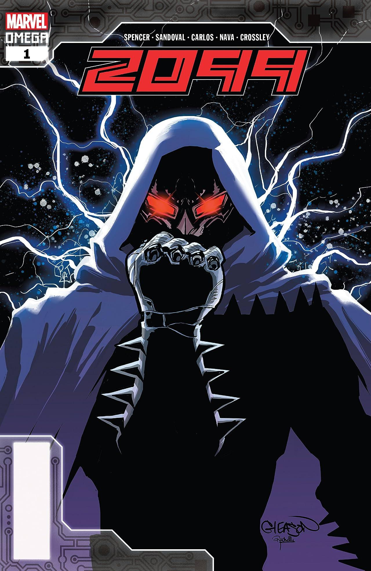 2099 Omega (2019) #1
