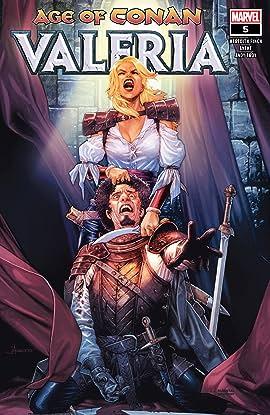Age Of Conan: Valeria (2019) #5 (of 5)