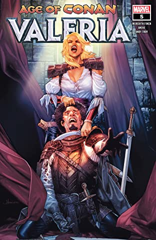 Age Of Conan: Valeria (2019) #5 (of 5)