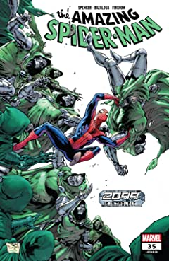 Amazing Spider-Man (2018-) #35