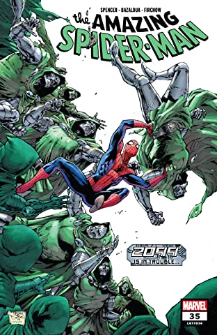 Amazing Spider-Man (2018-) No.35