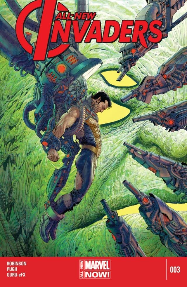 All-New Invaders (2014-2015) #3