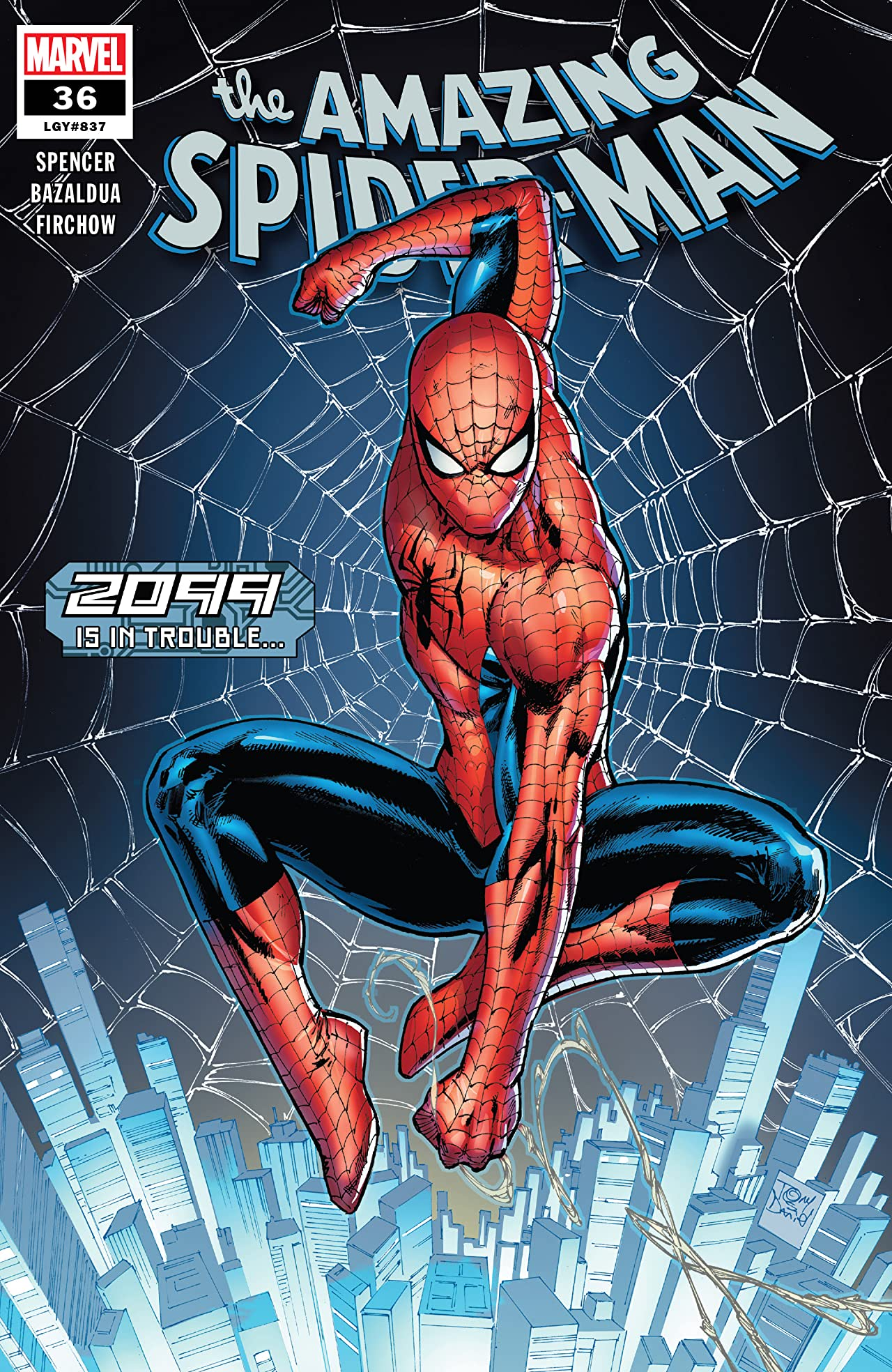 Amazing Spider-Man (2018-) No.36
