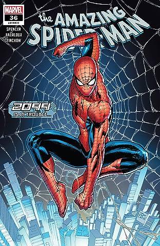 Amazing Spider-Man (2018-) No.36