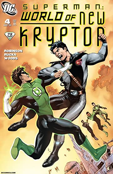 Superman: The World of New Krypton #4 (of 12)