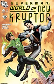 Superman: The World of New Krypton #4